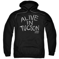 Image for Last Man on Earth Hoodie - Alive in Tucson