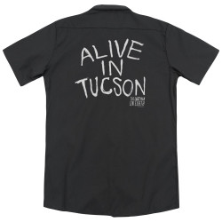 Image for Last Man on Earth Dickies Work Shirt - Alive in Tucson