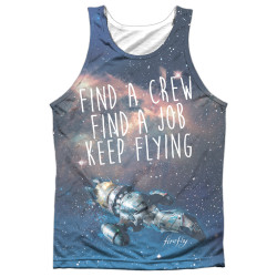 Image for Firefly Tank Top - Keep Flying
