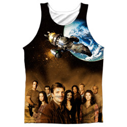Image for Firefly Tank Top - Cast