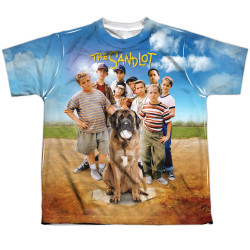Image for The Sandlot Youth T-Shirt - Poster