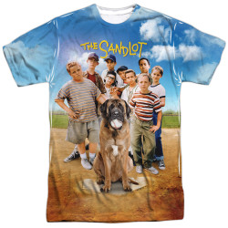 Image for The Sandlot T-Shirt - Poster