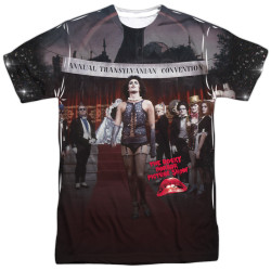 Image for Rocky Horror Picture Show T-Shirt - Convention Strug