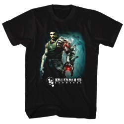 Image for Bionic Commando Steam Arm T-Shirt