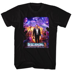 Image for Dead Rising Purple Action T-Shirt