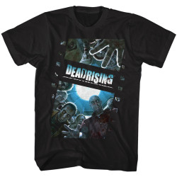 Image for Dead Rising Zombie Film T-Shirt