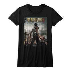 Image for Dead Rising Girls T-Shirt - DR3 Cover