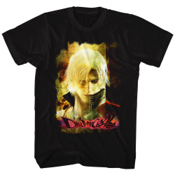 Image for Devil May Cry Grunge Stare T-Shirt