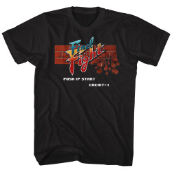Image for Final Fight Arcade T-Shirt