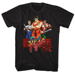 Image for Final Fight Trio T-Shirt