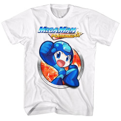 Image for Mega Man Powered Up T-Shirt