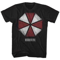 Image for Resident Evil Umbrella Logo T-Shirt