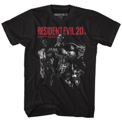Image for Resident Evil Monsters T-Shirt