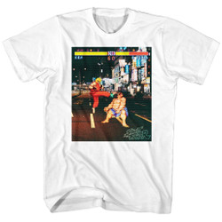 Image for Street Fighter Real T-Shirt