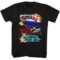 Image for Street Fighter Show Me Your Moves T-Shirt