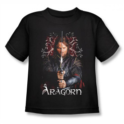 Image for Lord of the Rings Kids T-Shirt - Aragorn