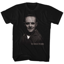 Image for Silence of the Lambs Hannibal Lecter Lecter T-Shirt