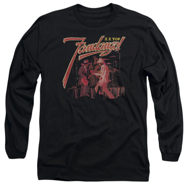 Image for ZZ Top Long Sleeve Shirt - Fandango!