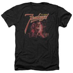 Image for ZZ Top Heather T-Shirt - Fandango!