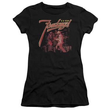 Image for ZZ Top Girls T-Shirt - Fandango!