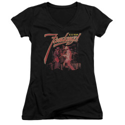 Image for ZZ Top Girls V Neck - Fandango!