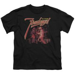 Image for ZZ Top Youth T-Shirt - Fandango!