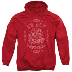 Image for ZZ Top Hoodie - Texicali Demon