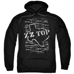 Image for ZZ Top Hoodie - Barbed