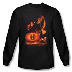 Image for Lord of the Rings Destroy the Ring Long Sleeve T-Shirt