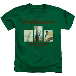 Image for ZZ Top Kids T-Shirt - Tres Hombres