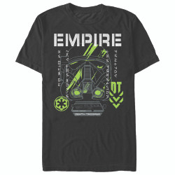 Image for Star Wars Rogue One Empire Study T-Shirt