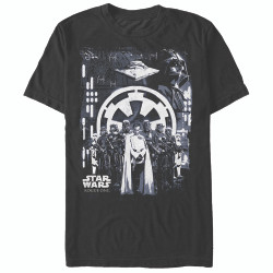Image for Star Wars Rogue One Looming Empire T-Shirt