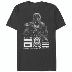 Image for Star Wars Rogue One Elite Death Trooper T-Shirt