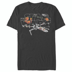 Image for Star Wars Rogue One Basic X-Wing T-Shirt