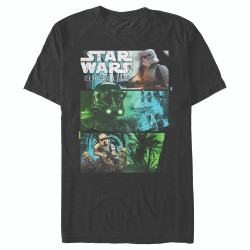 Image for Star Wars Rogue One Jyn Spotlight T-Shirt