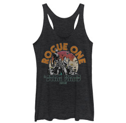 Image for Star Wars Rogue One Womens Tank Top - a Star Wars Story
