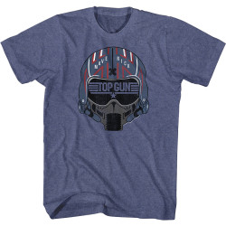 Image for Top Gun T-Shirt - Maverick Helmet