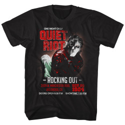 Image for Quiet Riot Rocking Out T-Shirt
