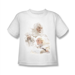Image for Lord of the Rings Youth T-Shirt -Gandalf the White
