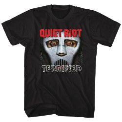 Image for Quiet Riot Terrified T-Shirt