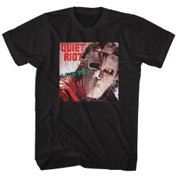 Image for Quiet Riot Live Riot T-Shirt