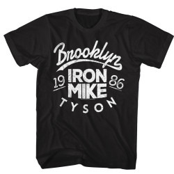 Image for Mike Tyson T-Shirt - Iron Mike