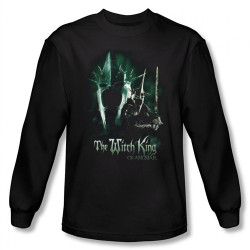 Image for Lord of the Rings the Witch King of Angmar Long Sleeve T-Shirt