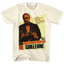 Image for Godfather T-Shirt - Corleone