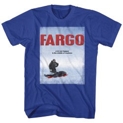 Image for Fargo T-Shirt - Poster