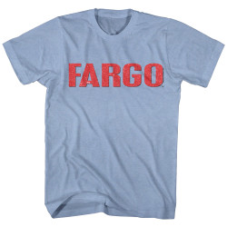 Image for Fargo Heather T-Shirt - Logo