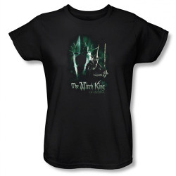 Image for Lord of the Rings Woman's T-Shirt - the Witch King of Angmar