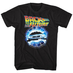 Image for Back to the Future T-Shirt - Out of Time