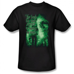 Image Closeup for Lord of the Rings King of the Dead T-Shirt LOR3009-AT