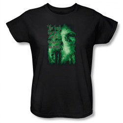 Image for Lord of the Rings Woman's T-Shirt - King of the Dead